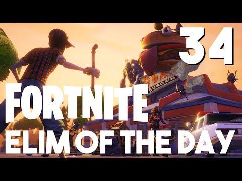  Fortnite Elimination of the Day - {KyButler} #34