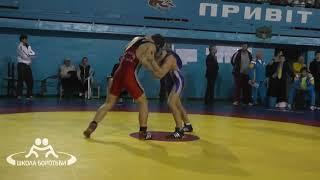 74kg Puziy vs Kucherenko