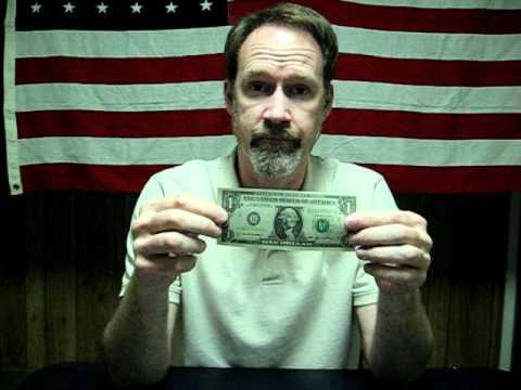 A Silver Certificate versus a Federal Reserve Note