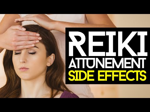 Reiki Attunement Side Effects (And What To Expect) - Reiki Guide