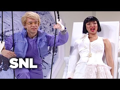 The Art Dealers: New Neighbors  SNL