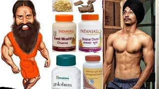 Patanjali Ayurvedic Supplements Protein: आयुर्वेदिक पतंजलि प्रोटीन।। Ramesh Rajpurohit