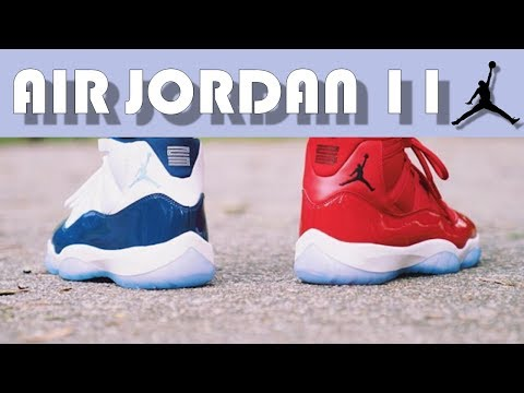 AIR JORDAN 11 GYM RED& MIDNIGHT NAVY,  GIVEAWAY!!, VAPORMAX FALL COLLECTION & MORE!!