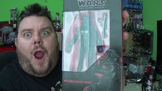 Star Wars Black Series Inferno Squad Agent Battlefront II Gamestop Exclusive Action Figure Review