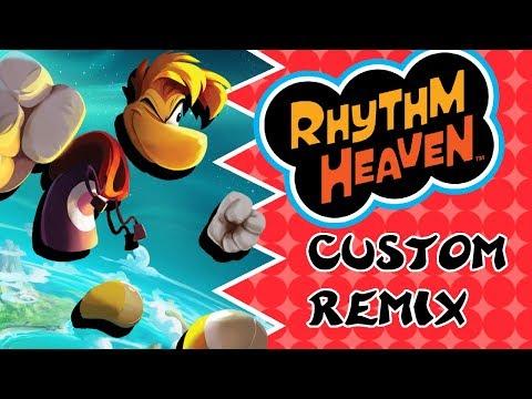 I'm Alive (Life Sounds Like) - Michael Franti ~ Rhythm Heaven (Custom Remix)