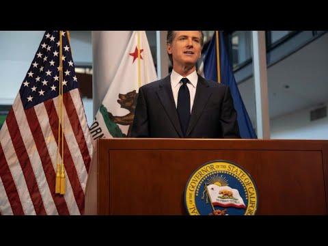 Governor Newsom California COVID-19 Update: November 9, 2020
