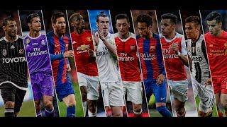 Best Football Skills mix 2017 ● Messi ● Neymar ● Ronaldo ● Hazard ● Pogba & More |HD #2