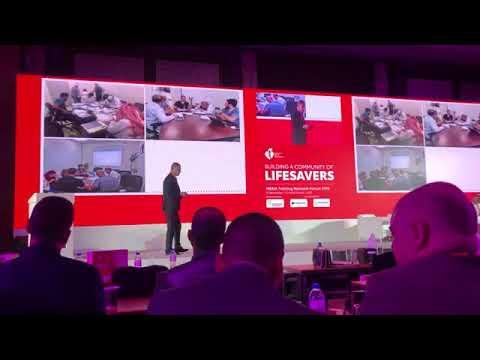 Chadi Diab CSSC March achievement 2019 AHA Dubai Forum 2019