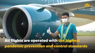 VIETNAM AIRLINES - TRAVEL WITH CONFIDENCE
