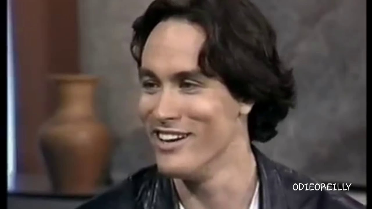 Brandon Lee Interview By Daniel Whyte 1992 Youtube