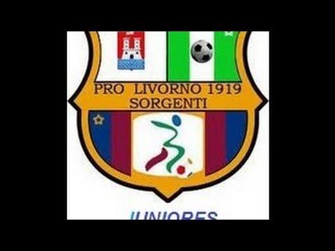 camp.reg. toscano juniores ProLivorno1919Sorgenti -San Miniato Basso - 1 - 0
