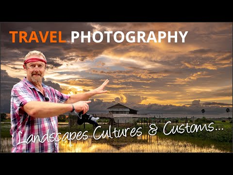 Travel Photography & The Human Element – Live w Mike Browne