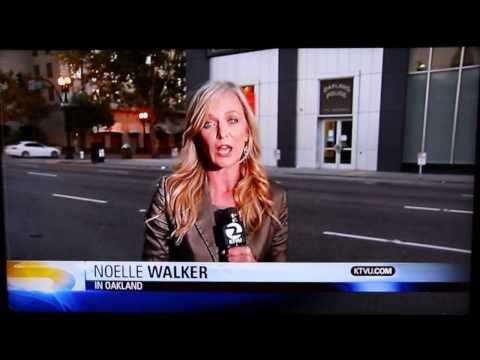 Oakland Speedway on KTVU 10 O'clock Channel 2 News (Full Clip)