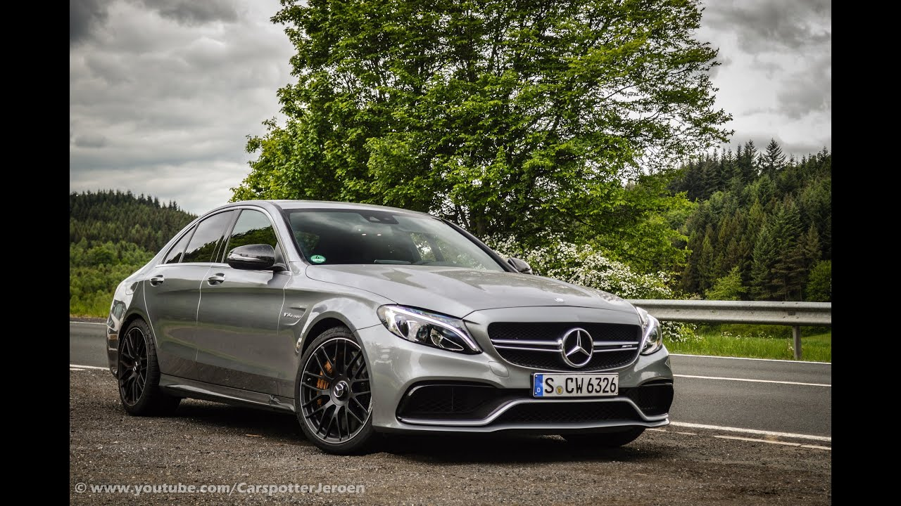 spyvideo 2016 mercedes c63 amg mule testing around the nurburgring youtube. Black Bedroom Furniture Sets. Home Design Ideas