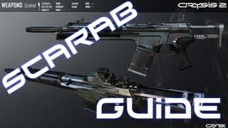 Crysis 3 Multiplayer Scarab Guide [Gameplay] [German]
