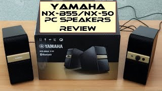 Yamaha NX-B55/NX-50 Speakers – Review