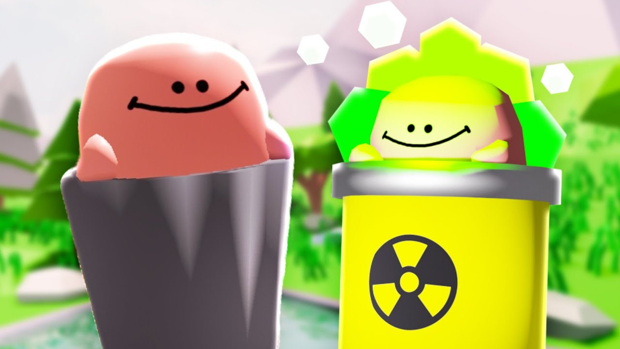 The DUMPSTER Tower Is NUCLEAR In Roblox Tower Heroes | JeromeASF Roblox