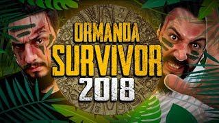ORMANDA SURVİVOR 2018 Bölüm #1