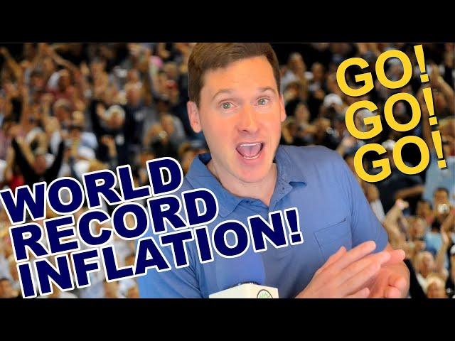 Runaway Inflation Sets New Record!