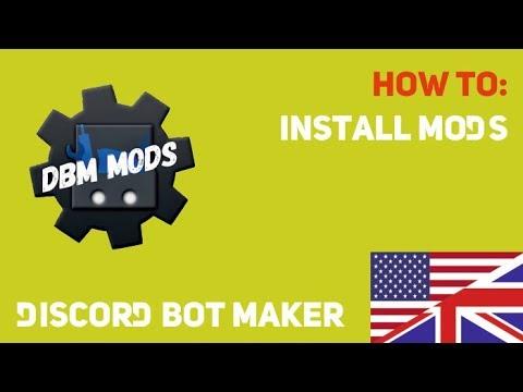 [Old - see description for update] Installing Mods - DBM [ENG]