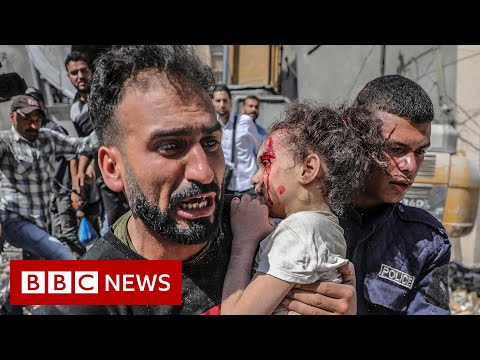 What will end the Israel-Palestinian violence? - BBC News