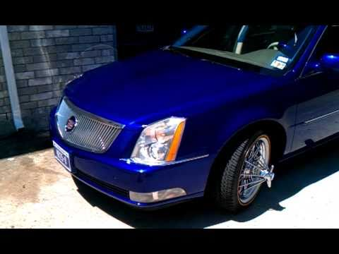 J-TILL's Kandy Blue DTS - YouTube