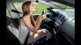 WOMAN DRIVERS HAVE A BAD REPUTATION