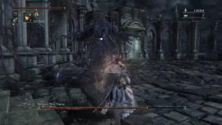Bloodborne - Mergo