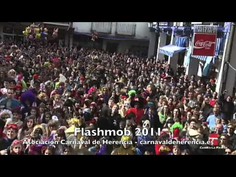 Sábado de los Ansiosos, FlashMob y Domingo de las Deseosas. Herencia (Ciudad Real)
