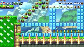 50秒鬼畜SPEEDRUN♪ 楽しいよ!: Beating Super Mario Maker's SUPER EXPERT Levels!