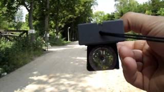 Orientierung mit Kompasse (Kompass) Teil 3.1 : Der Marschkompass