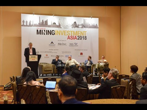 Mining Investment Asia 2018 Conference Highlights