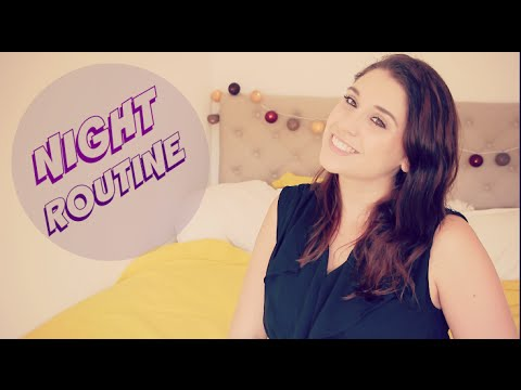 Night Routine ☆ - YouTube
