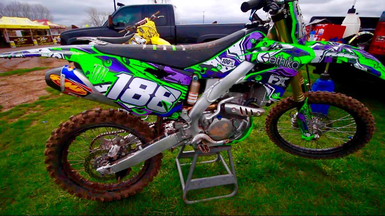 i got destroyed rippin dirt bikes youtube
