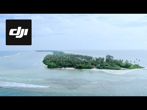 DJI Stories – Mapping the Maldives