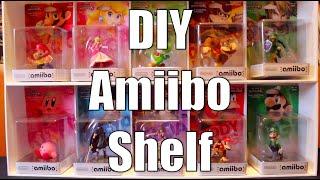 Diy Amiibo Display Shelf