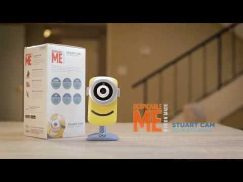 Minion Camera App : Superpetcam minion stuart cam hd wifi camera youtube