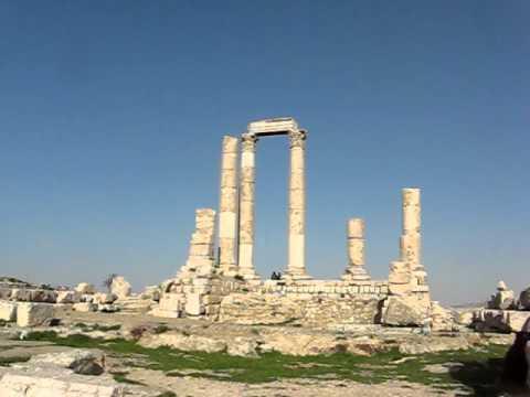 Amman Citadel 3
