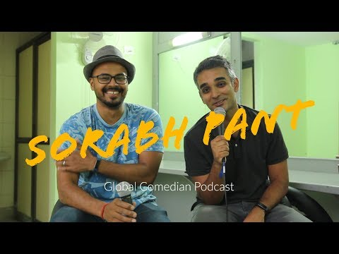 GCP: Sorabh Pant (Episode 22)   Founding EIC, Outrage, Performing Abroad, Learning from Comics.