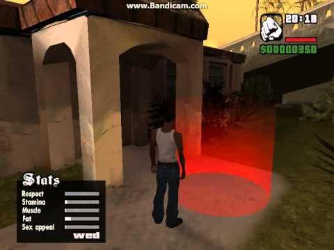 Nostalji Oyunu-GTA San Andreas Bölüm 1-Big Smoke