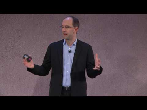 Microsoft Business Forward London 2017 | Scott Guthrie on digital innovation in the enterprise