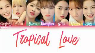Oh my Girl - Tropical Love