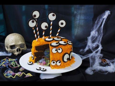 halloween-:-gâteau-monstre-rempli-de-bonbons-!