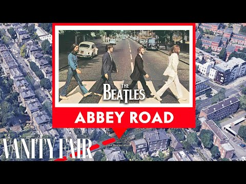 Lisa Berigan - THE BEATLES: EVERY PLACE IN BEATLES LYRICS MAPPED (Video)