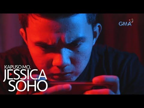 Kapuso Mo, Jessica Soho: Lalaki, 4 na araw nang gising dahil sa Mobile Games