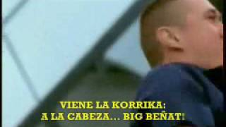Fermin Muguruza - Big Beñat (Subtitulos)