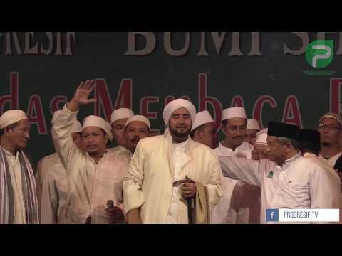 Habib Syech Bin Abdul Qodir Assegaf Bersama KH Agoes Ali Masyhuri: Marhaban Ya Nurol Aini