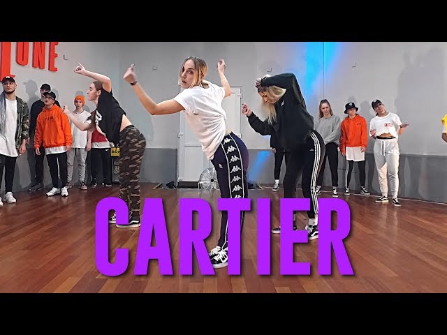 Dopebwoy CARTIER ft. Chivv & 3robi | Duc Anh Tran Choreography
