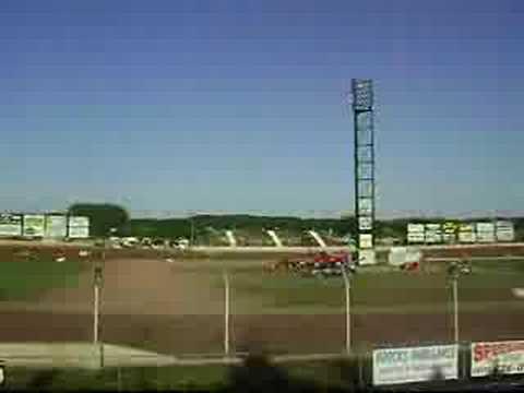 Charter Raceway Park - Heat 2 - Legends