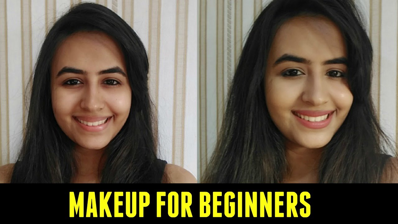 Makeup For Beginners Part 1  How To Use Primer, Foundation, Concealer &  Powder